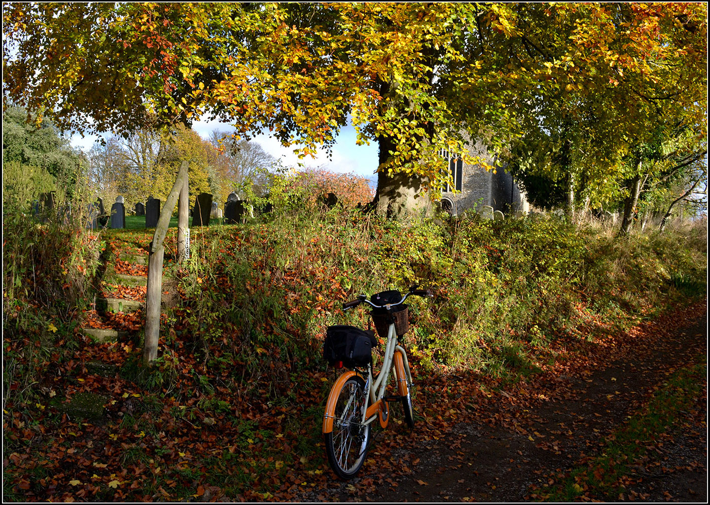 Autumn Cycle Ride