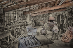 The busy Blacksmiths