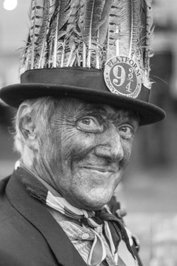A Morris Man in Lavenham