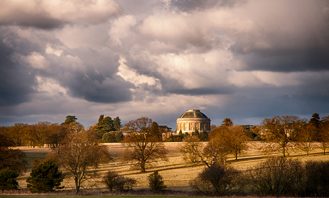 Ickworth Park and the Rotunda