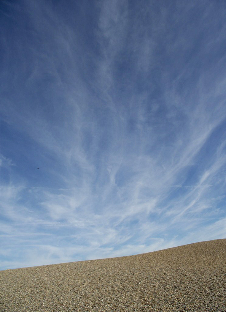 Beach Sky Norfolk