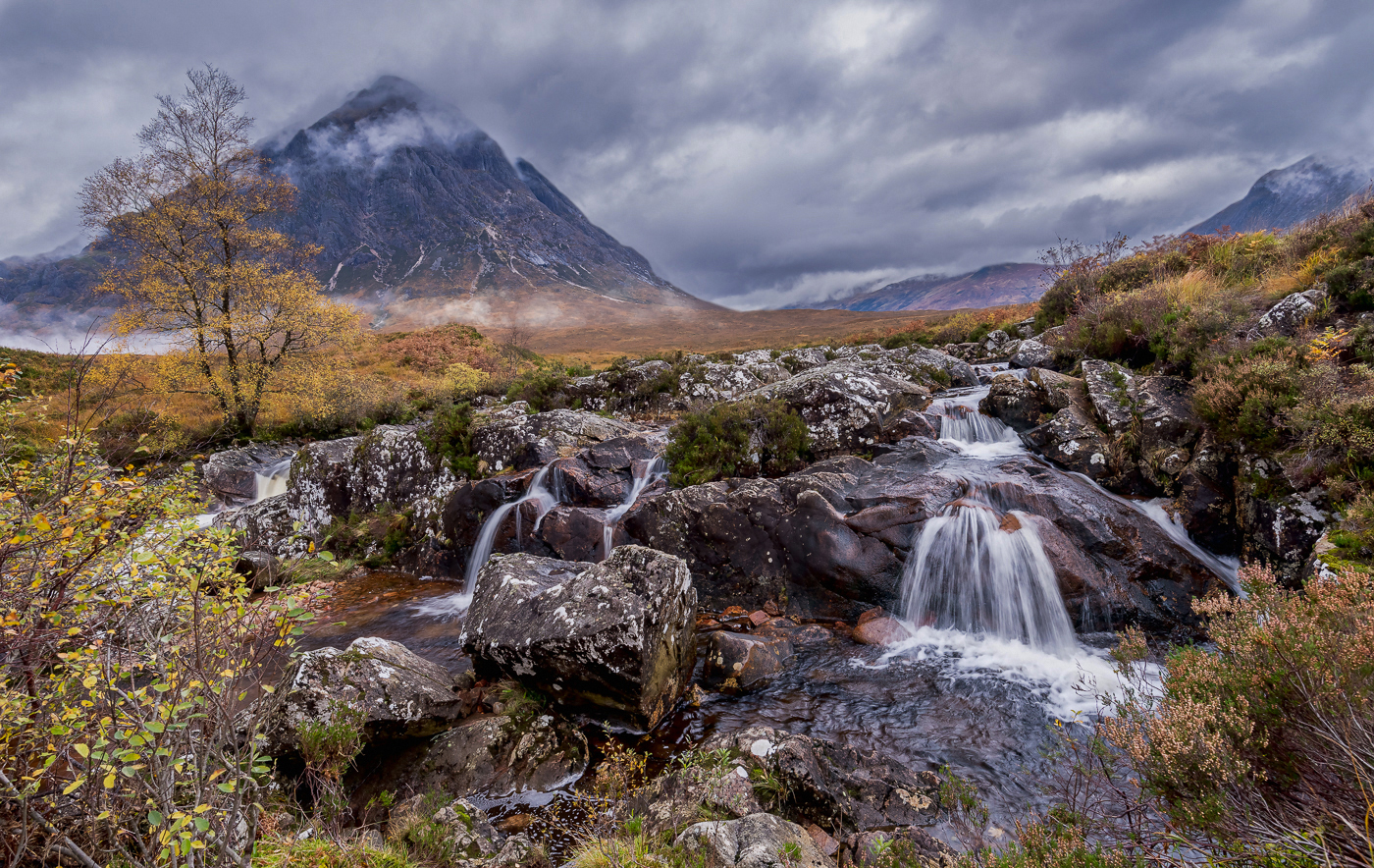 Autumn at Buachaille Etive Mor
