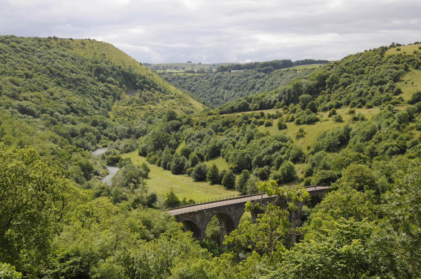 Monsal Dale & Headstone Viaduct