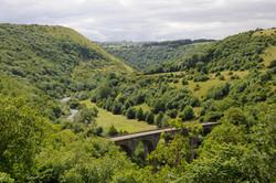 Monsal Dale & Headstone Viaduct