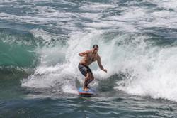 Surf Boardin