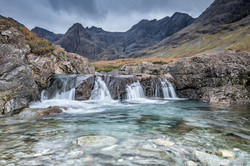 60 million years in the Making - Fairy Pools and Black Cuillins, Isle of Skye
