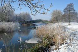 Snowy Culford Park
