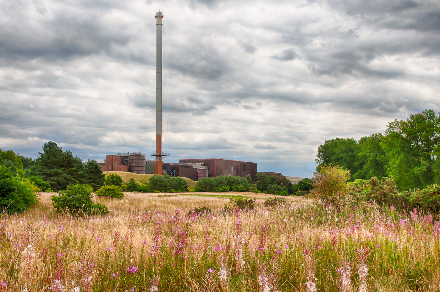 Thetford Power Station
