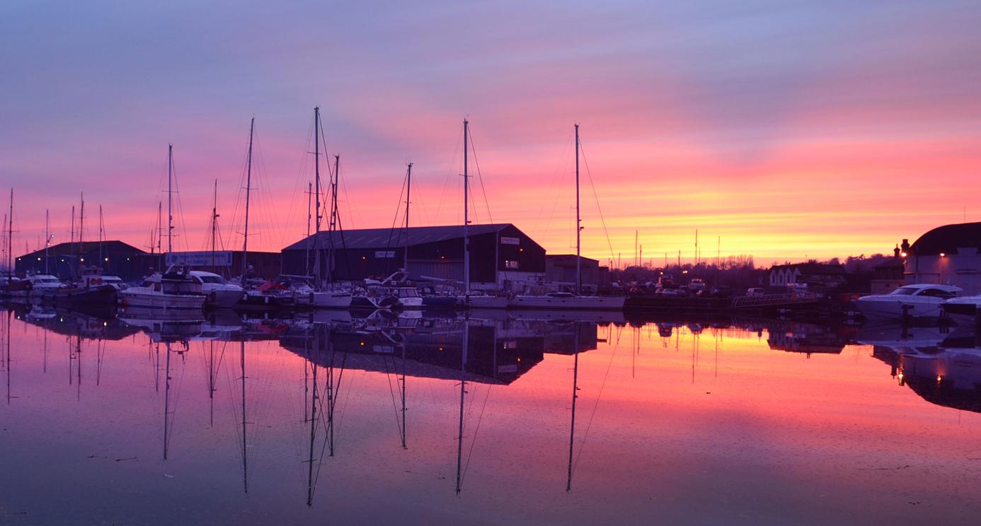 A Sailors Sunset