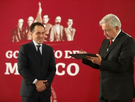 Comunicado No. 068 Arturo Herrera Gutiérrez asume el cargo como Secretario de HCP