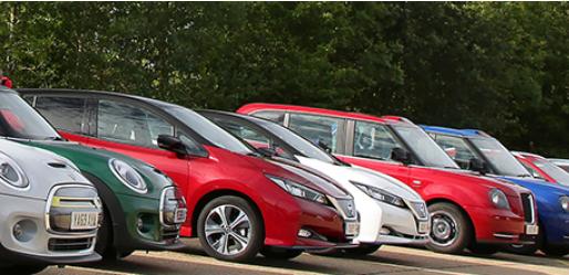 ALGOLiON chosen to present  at the SMMT UK EV industry event.