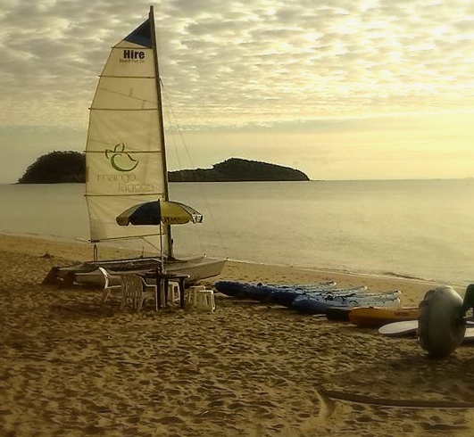 Simply chill and enjoy Palm Cove