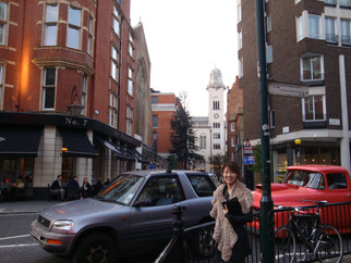 2014_On the way to concert in London.JPG
