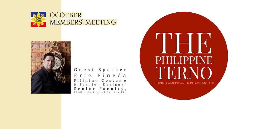 The Philippine Terno
