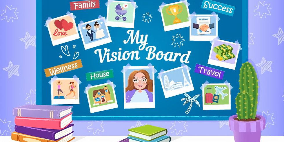 Vision Boarding Part II