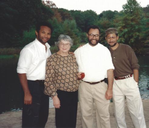 Mom & The Boyz do Prospect Park