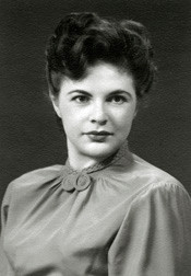 Ethel, Instructor at the University of Chicago.  (She loved Judy Garland.)