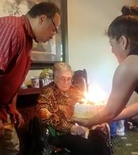 2019:  Happy 96th Birthday to Ethel!