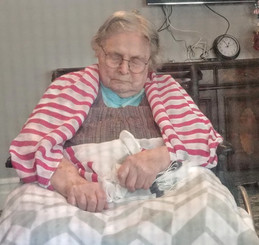 Ethel reaches her 97th Birthday in May 2020.