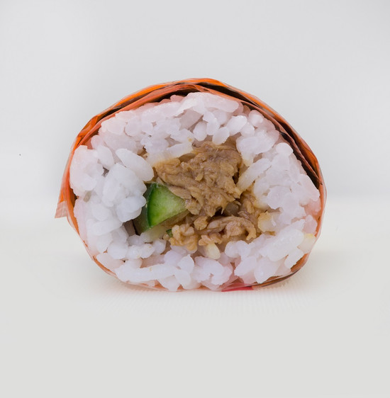 Big Crunch Sushi made fresh daily