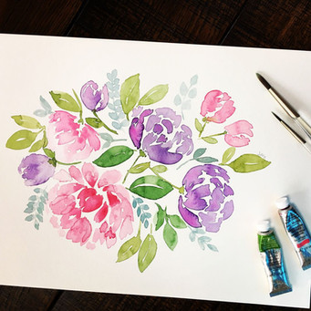 tim studio floral class 花卉課程中班
