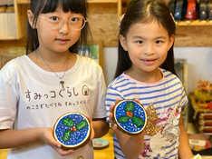 kids workshop 兒童興趣班 , 聖誕木片班
