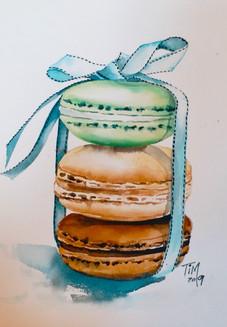 dessert-watercolor