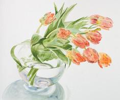 水彩瓶花卉恆常班