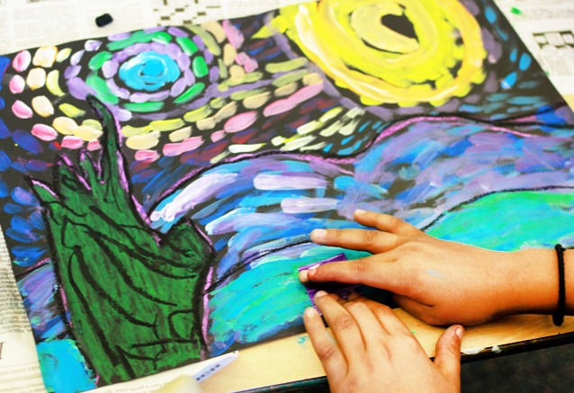 兒童技巧繪畫班 / Kid's Drawing Skill (6-10歲)