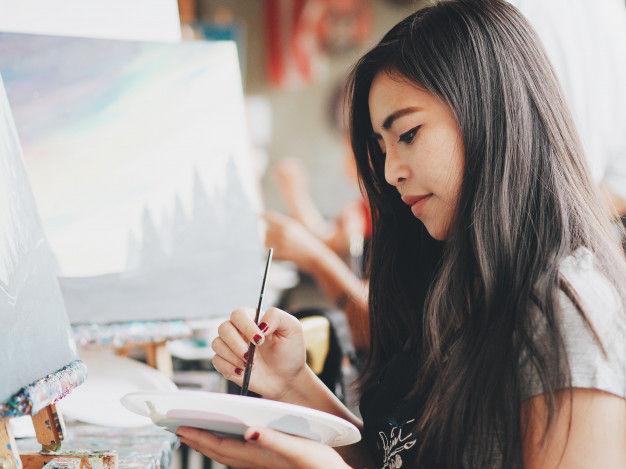 成人繪畫班 / Adult Painting Class (16歲以上)