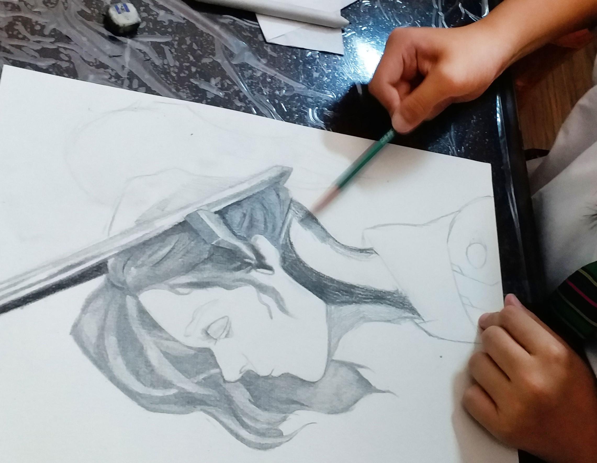 青少年視藝班 / Youth Visual Art  (11-15 歲)