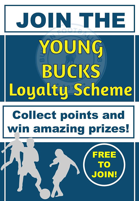 Junior Bucks Promo Points Scheme Flyer -