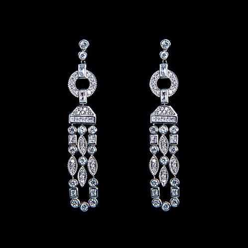 Stephanie Browne Ophelia II Earrings