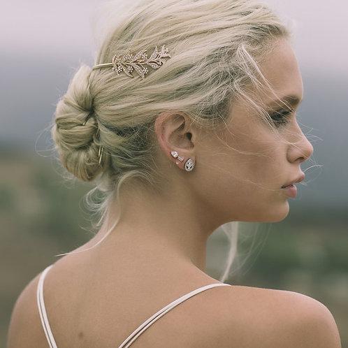 Samantha Wills Wild Decadence Grande Headpiece - Gold