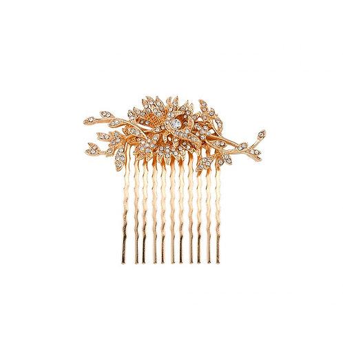 Samantha Wills Wild Decadence Hair Comb - Gold