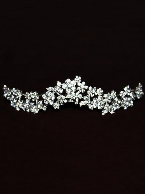 Stephanie Browne Crystal Headpiece Tiara