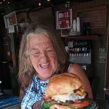 Patty's got the beef!