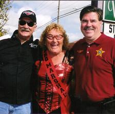 Patty & Sheriff Ken Mascara