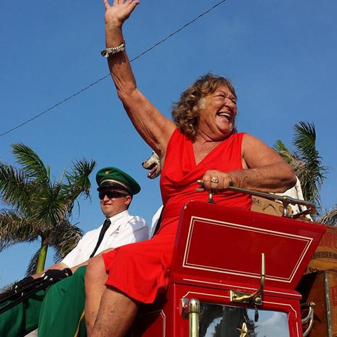 Grand Marshall Patty