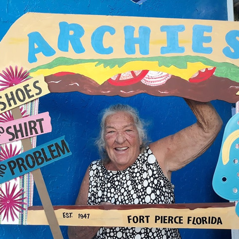 Patty loves Archie's!