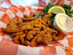 Archie's clam strip appetizer