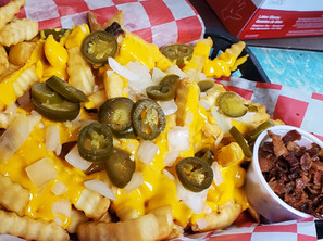 Archie's loaded fries