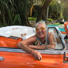 Patty in Cuba!