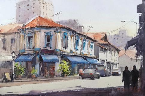 Good Morning • Kampong Glam, Singapore