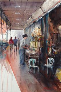 Coffee Bean Seller • Old Victoria Street Wholesale Market