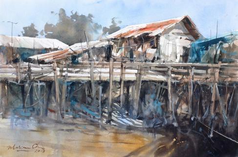A Beautiful Mess • Kampung Wireless  Miri, Sarawak