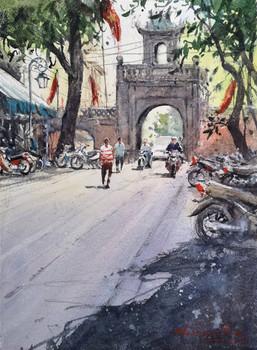 City Gate • Hanoi Old Quarter, Vietnam
