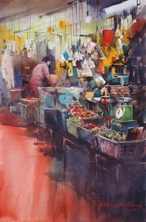 Red Floor • Bedok South Wet Market