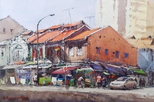 Desker Road • Little India, Singapore