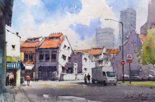Upper Weld Road • Little India, Singapore